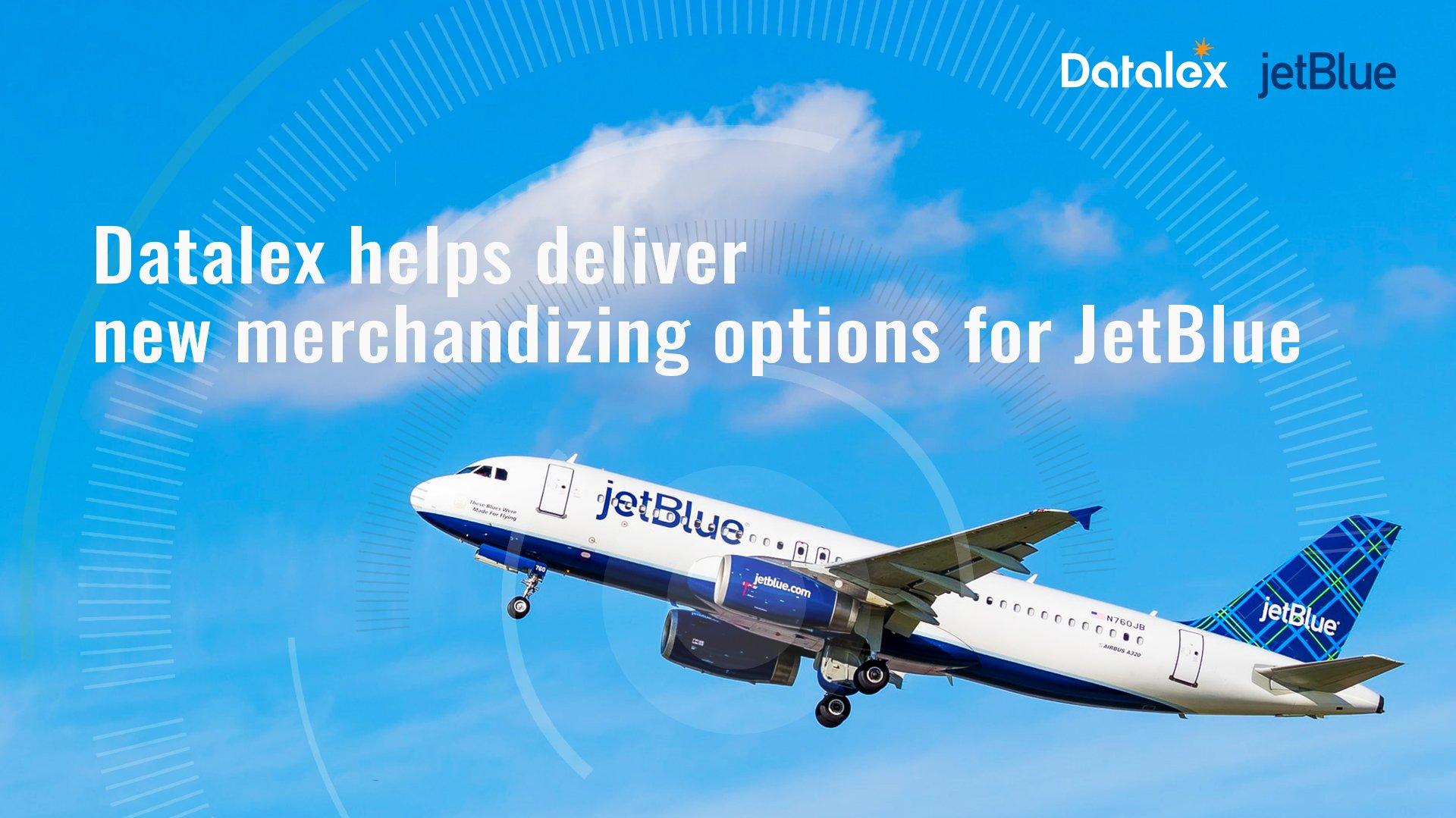 Datalex JetBlue Fare Option 2