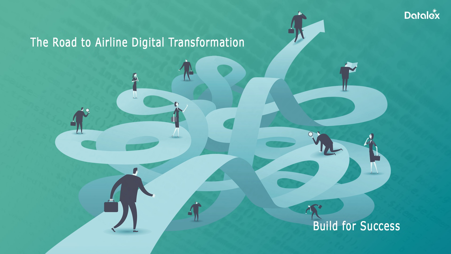 Designing your Organization for a Successful Airline Digital Transformation
