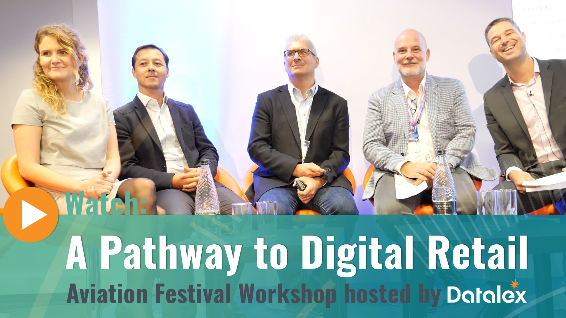 Video: A Pathway to Digital Retail - Datalex Workshop at Aviation Festival 2018