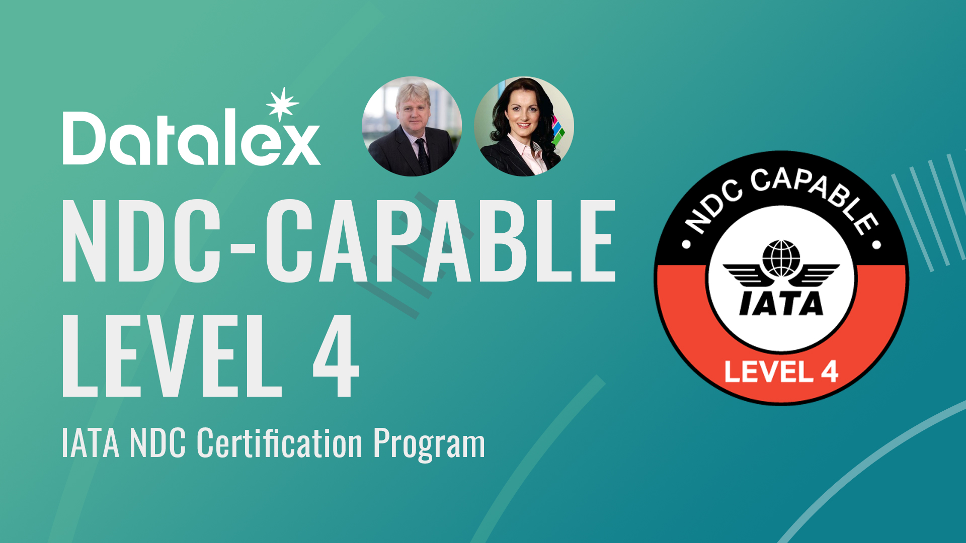 Datalex granted NDC Level 4 status
