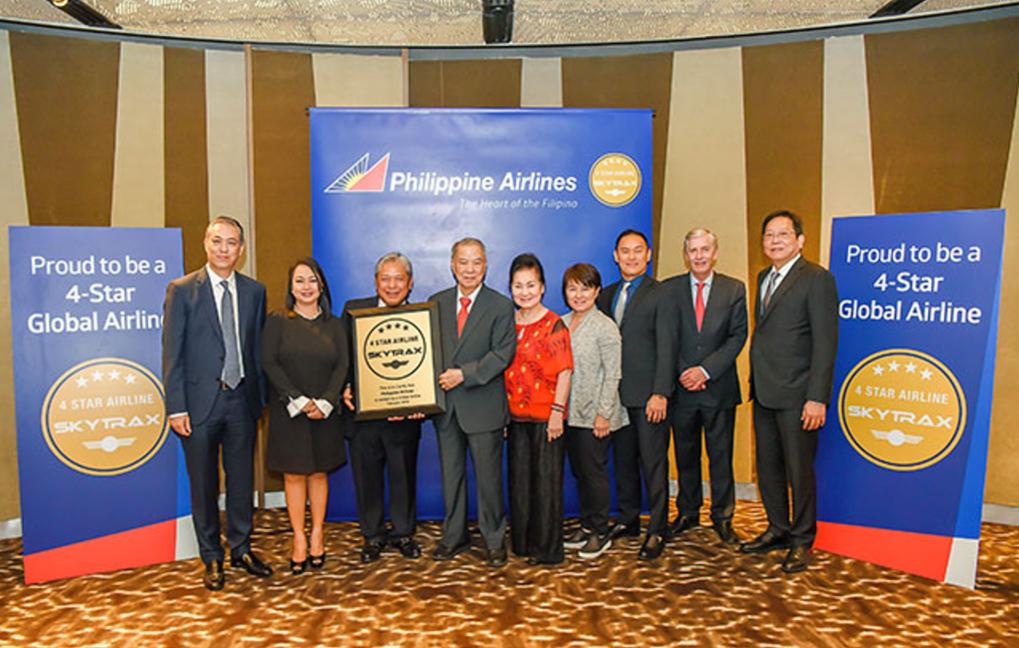Philippine Airlines Celebrates its Successes