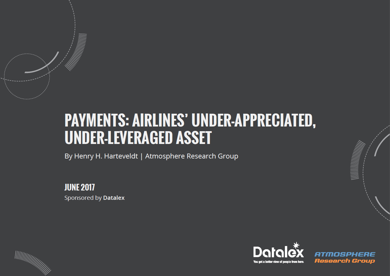 Payments: Airlines' under-appreciated, under-leveraged asset